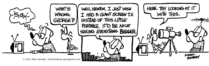 Giant Television