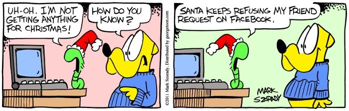 Santa Friend