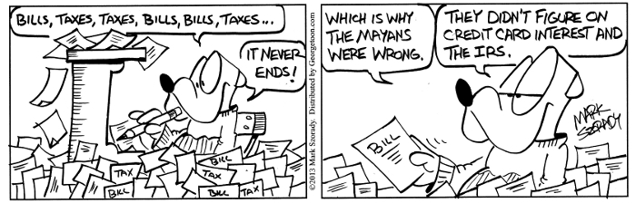 Bills And Taxes