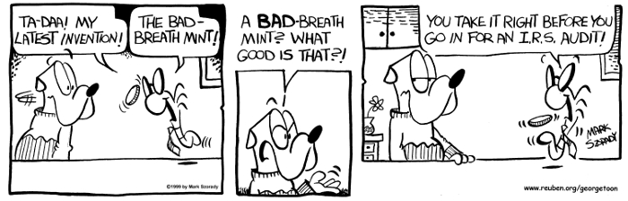 Bad Breath Mints
