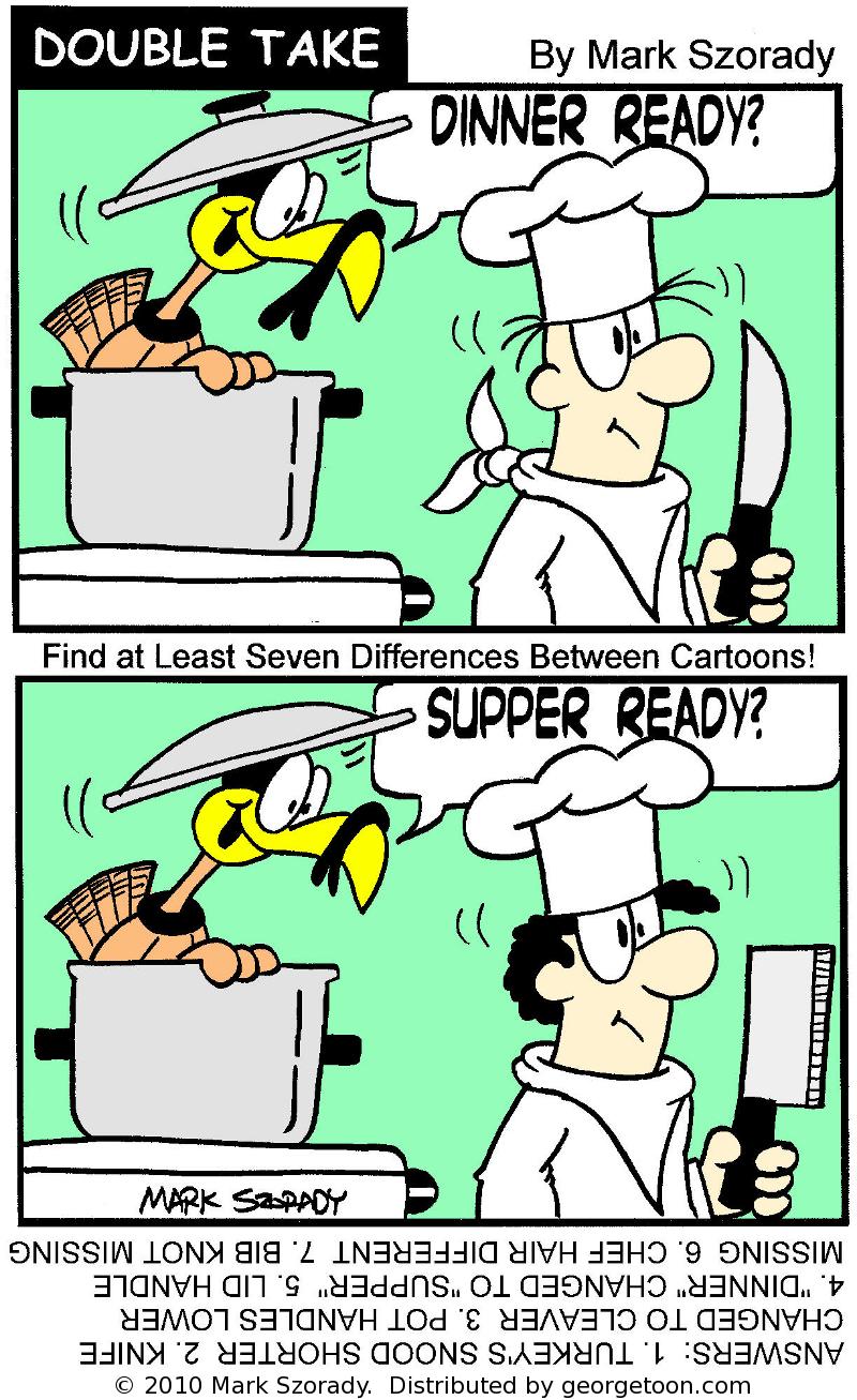 The Georgetoon.com Blog - A Safe Deep Frying Thanksgiving