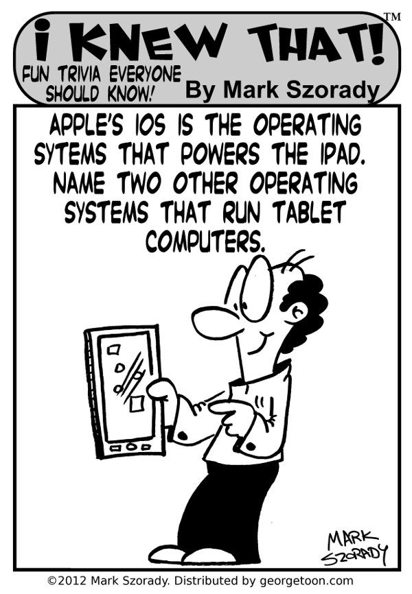 I Knew That OS