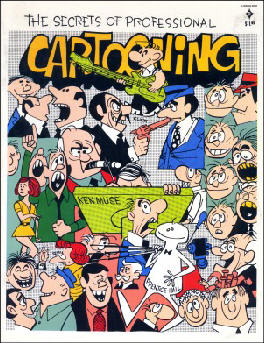 The Secrets of Professional Cartooning