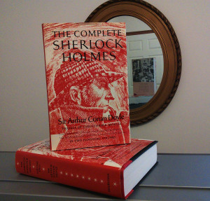 """The Complete Sherlock Holmes"" by Sir Arthur Conan Doyle"