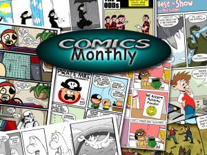 comics monthly